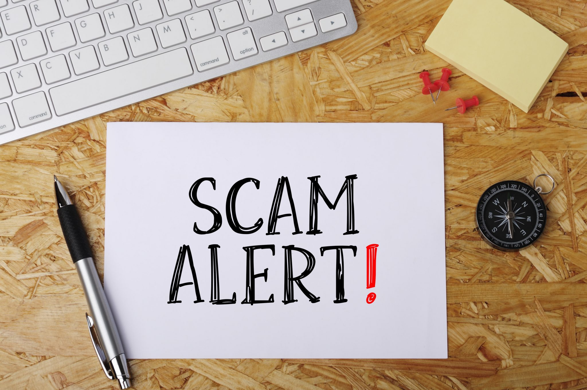 PPI Claims scam alert