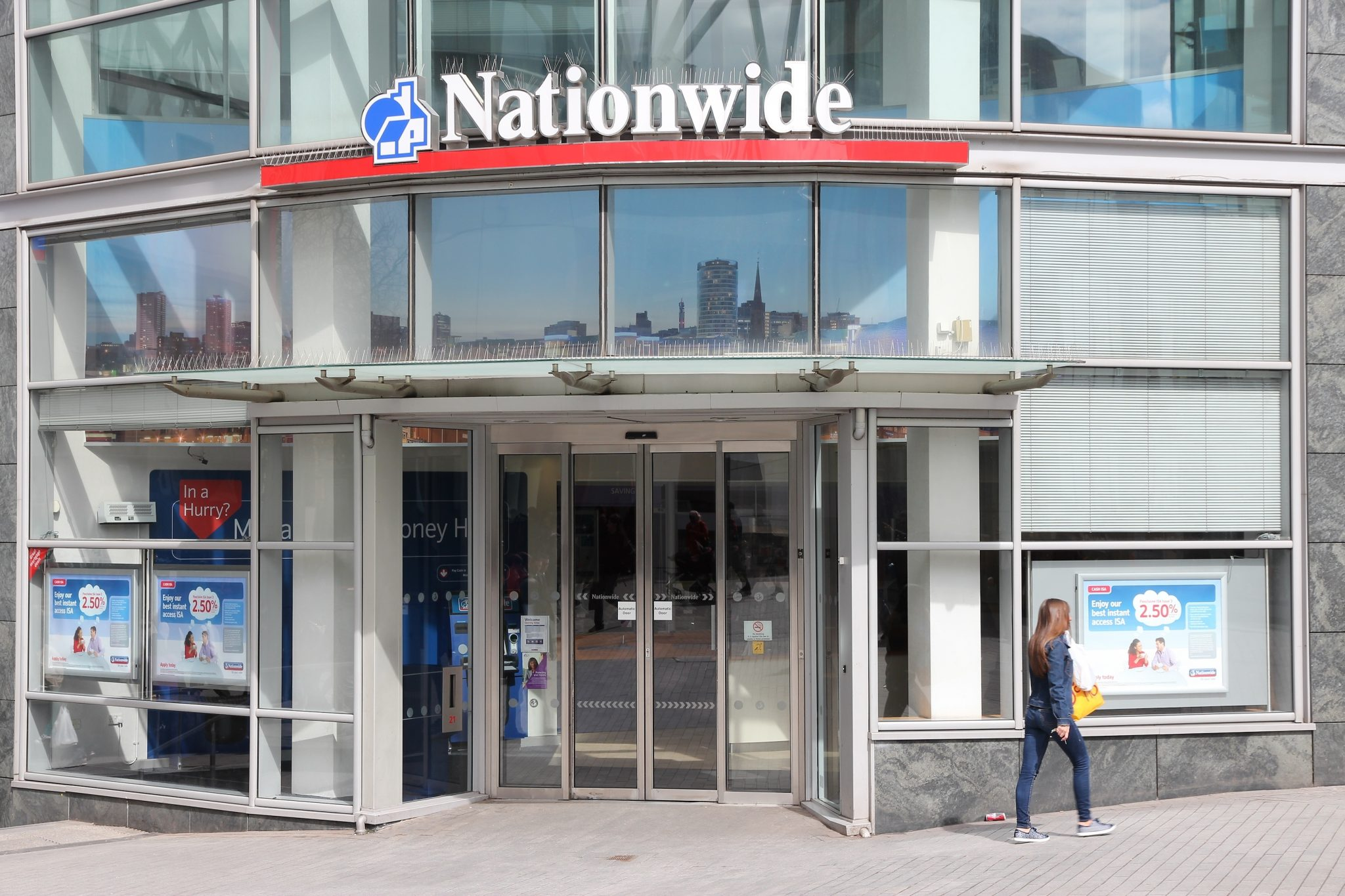 Nationwide Building Society PPI Claims