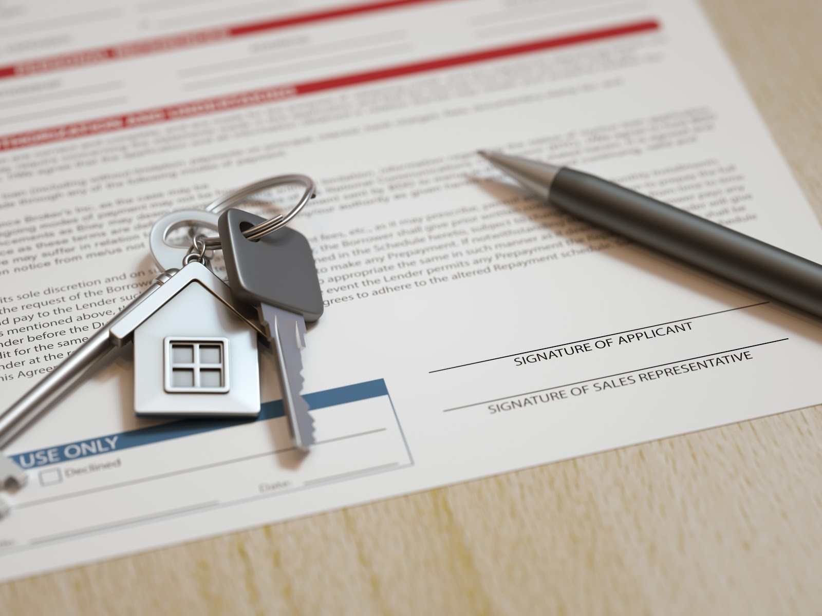 mortgage ppi forms