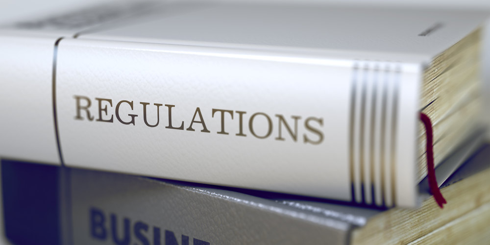 Folder of FCA PPI Regulations